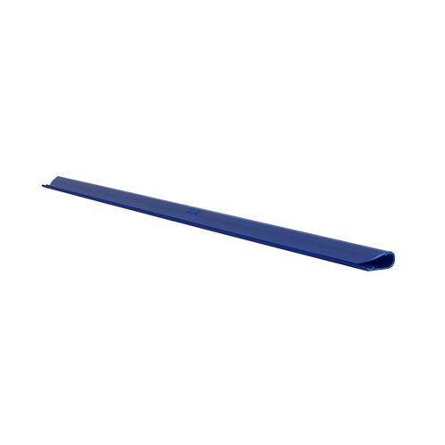 Grzbiety wsuwane 3mm niebieskie 30k Leitz - 50szt. w opak., ET6159