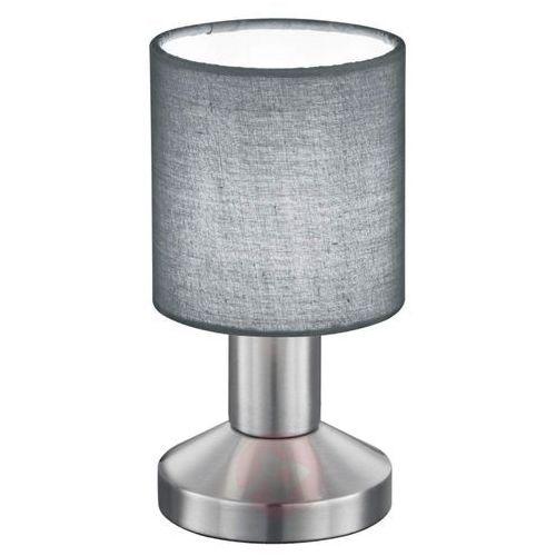 Trio garda lampa stołowa nikiel matowy, 1-punktowy - nowoczesny - obszar wewnętrzny - garda - czas dostawy: od 4-8 dni roboczych (4017807337785)