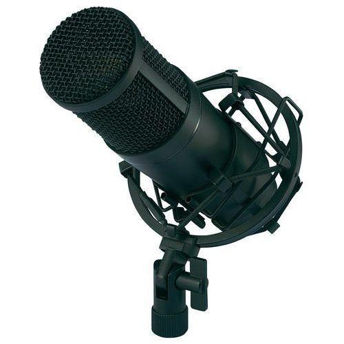 Mikrofon studyjny  cu-4 usb wyprodukowany przez Renkforce