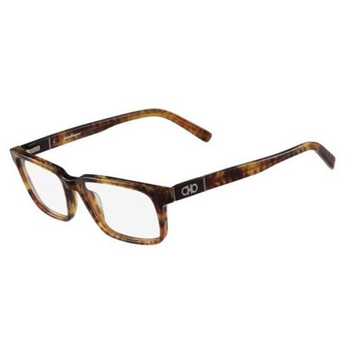 Salvatore ferragamo Okulary korekcyjne sf 2772 228