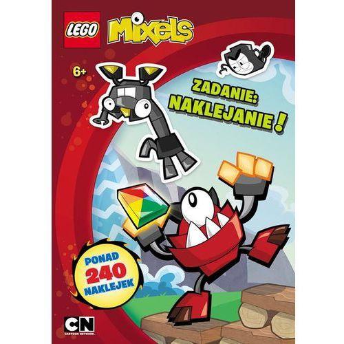 LEGO Mixels. Zadania: naklejanie!, AMEET