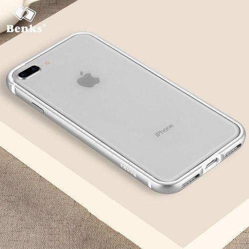 Benks Etui aegis bumper iphone 8 plus/7 plus silver (6948005942663)