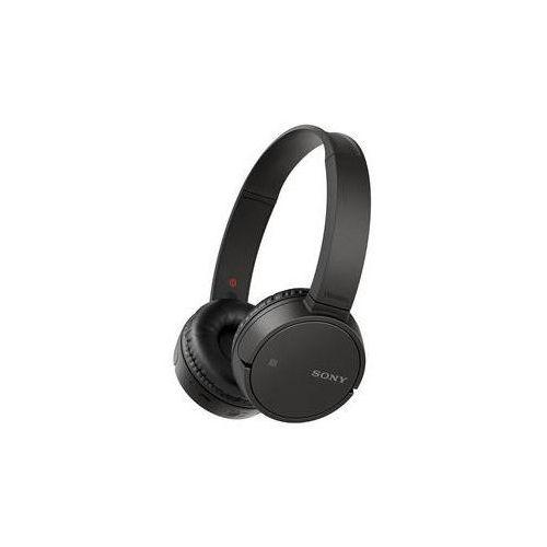 Słuchawki wh-ch500b (whch500b.ce7) czarna marki Sony