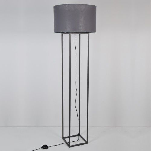 Lampa podłogowa quadra big gray marki Namat