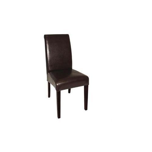 Krzesło skórzane | 410x510x(H)1015mm | 2szt.