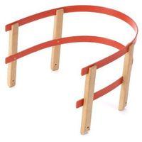 Drewnianne oparcie do sanek LION uniwersalne 194 z kategorii Akcesoria sportowe dla dzieci
