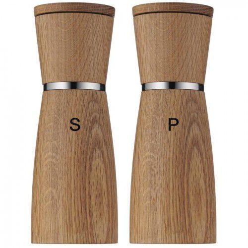 - zestaw 2 młynków drewnianych ceramill natura marki Wmf