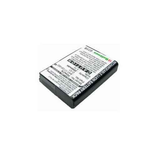 Batimex Blackberry 8900 / d-x1 2000mah 7.4wh li-ion 3.7v powiększony czarny ()