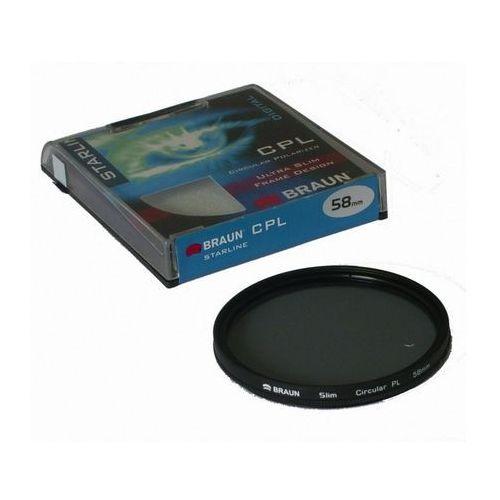 Filtr BRAUN CPL Starline (62 mm) (4000567142430)