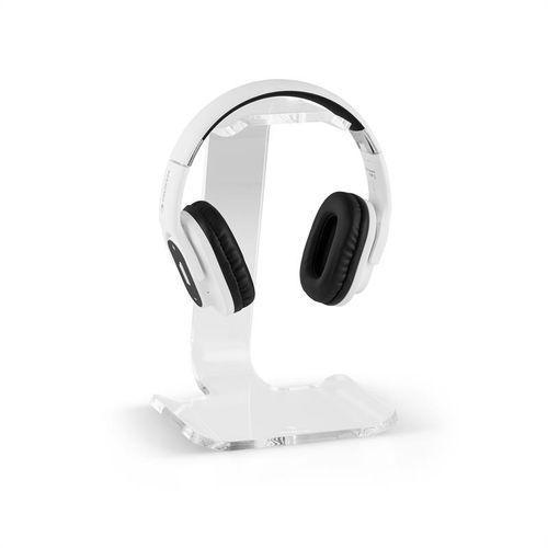 auna stojak / wieszak na słuchawki półka 8mm szkło akrylowe przezroczyste Zamów ten produkt do 21.12.16 do 12:00 godziny i skorzystaj z dostawą do 24.12.2016