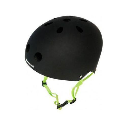 Kawasaki kask rozmiar l/xl czarny (5905279820449)