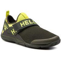 Helly hansen Buty - hydromoc slip-on shoe 114-67.489 forest night/sweet lime/beluga