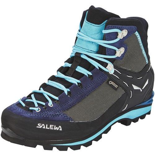 Salewa crow gtx buty kobiety szary/turkusowy uk 5 | eu 38 2019 buty górskie (4053865864740)