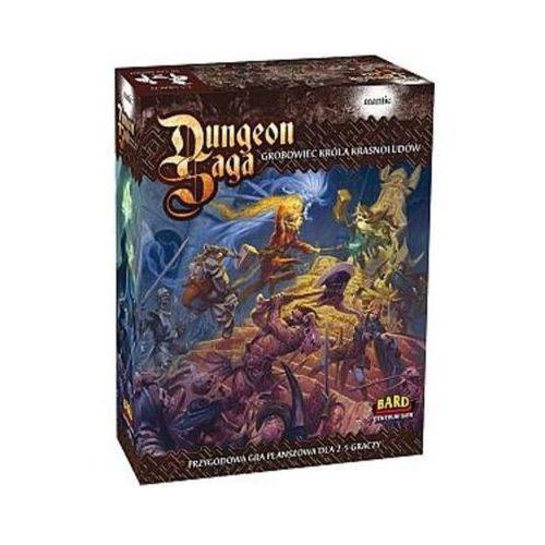 BARD Gra Dungeon Saga: G robowiec KrólaKrasnolodó