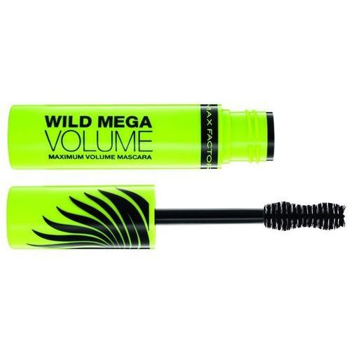 Wild Mega Volume Volumising Mascara Pogrubiający tusz do rzęs Black 11ml