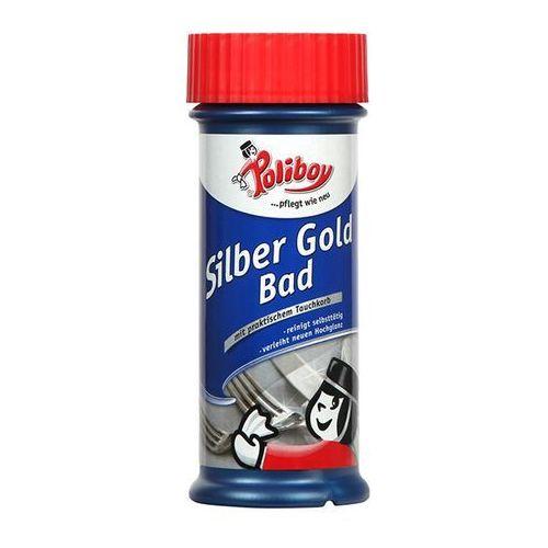 POLIBOY 375ml Silber Gold Bad Płyn do czyszczenia złota i srebra | DARMOWA DOSTAWA OD 150 ZŁ!