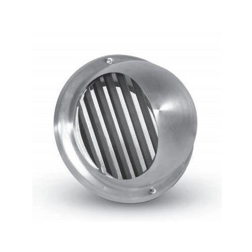Systerm Czerpnia wyrzutnia ścienna vla 100 mm - 200 mm. stal nierdzewna. średnica [mm]: 125