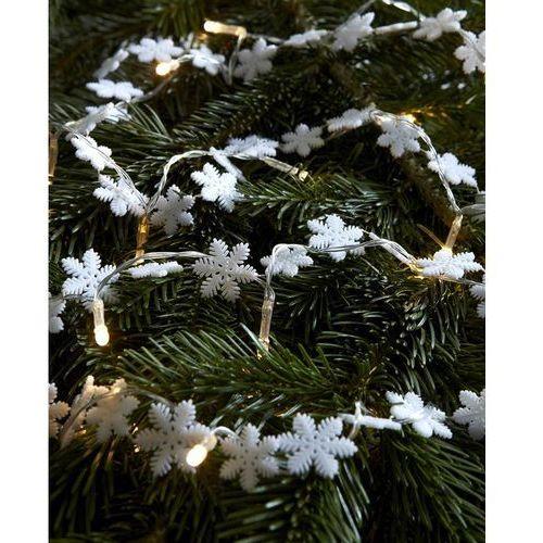 Markslojd 702942 snostjarna łańcuch śnieżyńki święta
