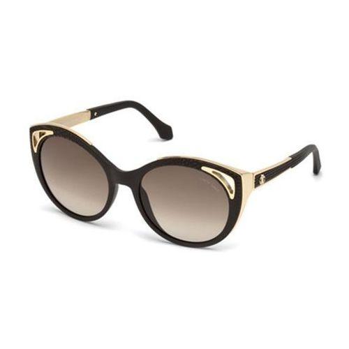 Roberto cavalli Okulary słoneczne rc 1039 castiglione 50f
