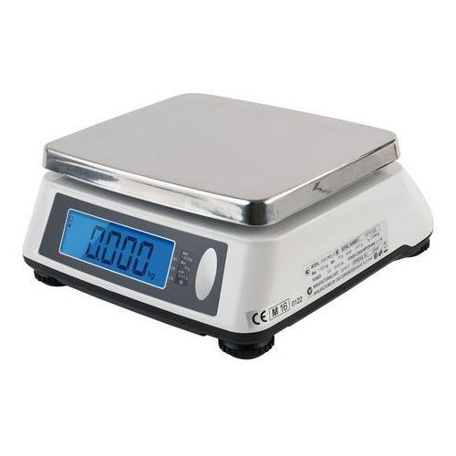 Waga sklepowa do 3 kg z portem RS232 | CAS, SW II CR 03 RS