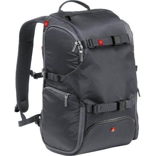 Manfrotto Plecak advanced travel backpack grey (mb ma-trv-gy) darmowy odbiór w 21 miastach! (8024221646535)