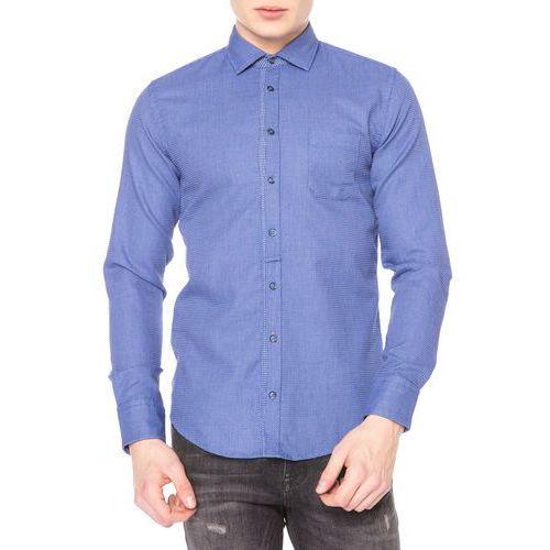 Hugo Boss Orange EslimE 1 Koszula Niebieski XXL, 1 rozmiar