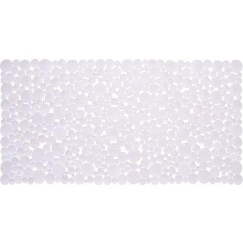 4home Koopman mata antypoślizgowa do łazienki vincent biały, 77 x 39 cm