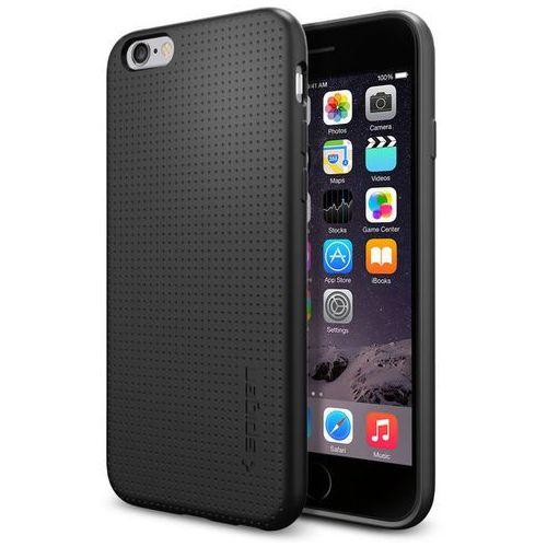 Obudowa Spigen Capsule Apple iPhone 6 / 6S Czarna - Czarny, SGP11019