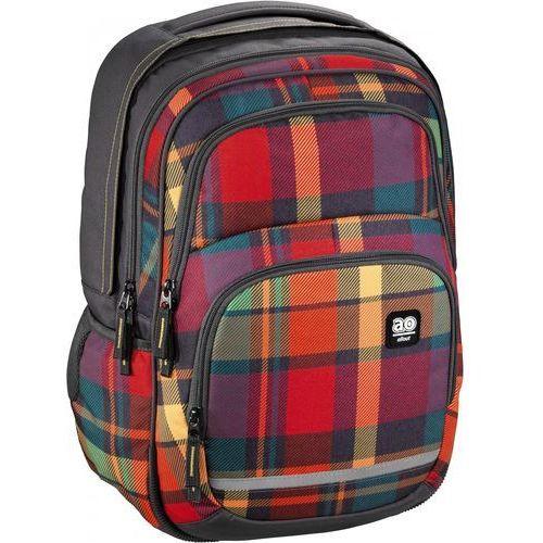 Plecak szkolny blaby kolor: woody orange marki Hama