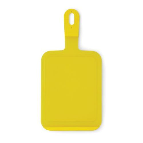 Brabantia Deska do krojenia tasty colours żółta s