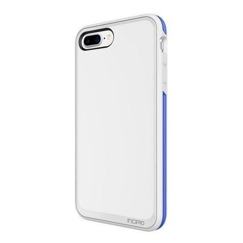 Incipio Performance Series Max - Pancerne etui iPhone 7 Plus (White/Blue), IPH-1516-WBL