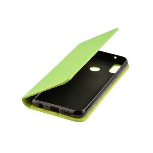 Etui smart w2 do huawei p20 lite zielony - zielony marki Zalew mobile
