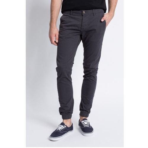 Only & sons  - spodnie tarp chino cuffed india ink