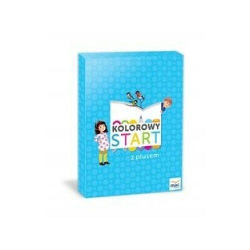 Kolorowy start z plusem Box (9788378747741)