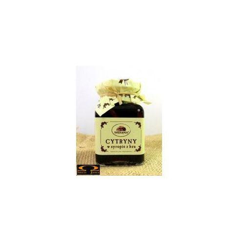Cytryny w syropie z bzu - Spiżarnia z kategorii Przetwory warzywne i owocowe