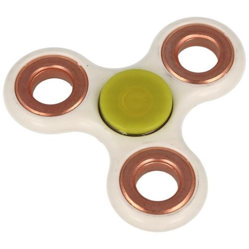 Fidget Spinner Hand Turbo ABS (SP-PL-WHITE)