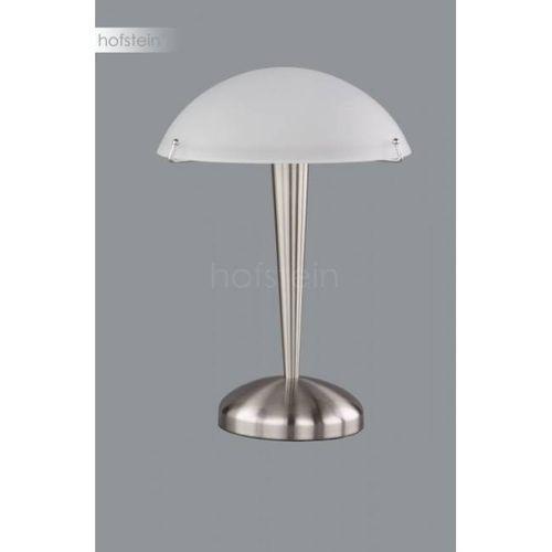 Reality pilz lampa stołowa nikiel matowy, 1-punktowy - dworek - obszar wewnętrzny - pilz - czas dostawy: od 2-3 tygodni