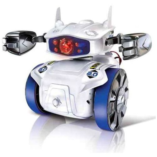 Clementoni science & play cyber robot, niebieski, 66664