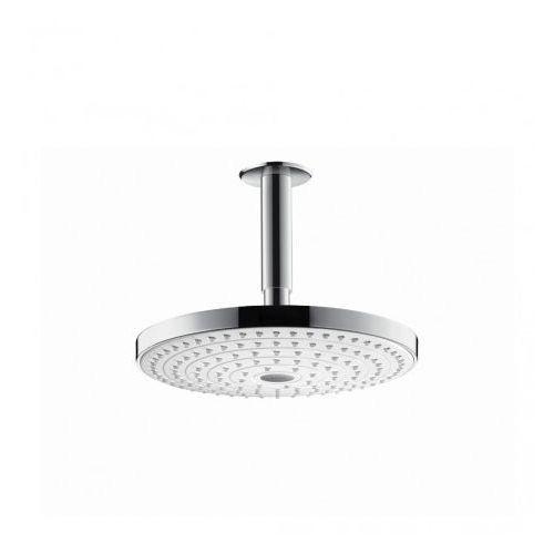 Raindance Select S 240 2jet Hansgrohe głowica prysznicowa EcoSmart 9 l/min biały/chrom biały/chrom - 26467400, 26467400