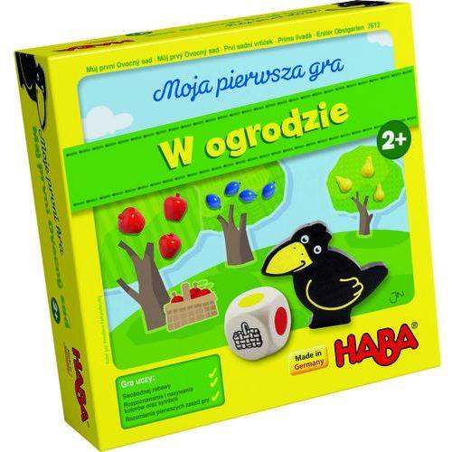 Haba Moja pierwsza gra - w ogrodzie (4010168076126)