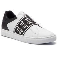 Trussardi jeans Sneakersy - 77a00141 k308