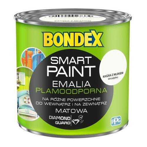 Emalia akrylowa Bondex Smart Paint kaszka z mlekiem 0 2 l