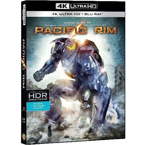 Pacific Rim (Blu-Ray) - Guillermo del Toro (7321999342982)