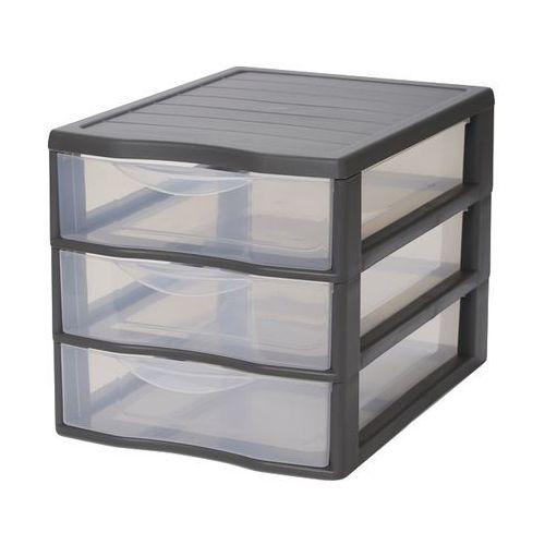 Zestaw Form Kontor 3 szuflady 25,5 cm, 4218033
