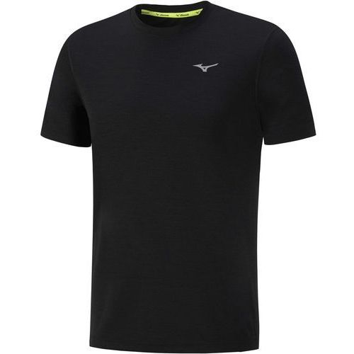 Mizuno koszulka treningowa impulse core tee/black xl