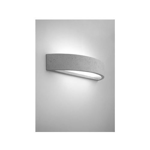 Kinkiet Nowodvorski Arch 9720 M lampa ścienna 2x60W E27 szary (5903139969291)