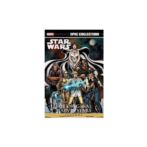 Star Wars Legends Epic Collection: The Original Marvel Years Vol. 1 (9781302902216)