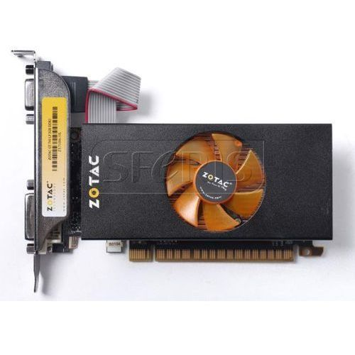 Karta graficzna Zotac GeForce® GT 730 ZONE Edition Low Profile, 2GB DDR3 (64 Bit), HDMI, DVI, VGA - ZT-71113-20L (karta graficzna)