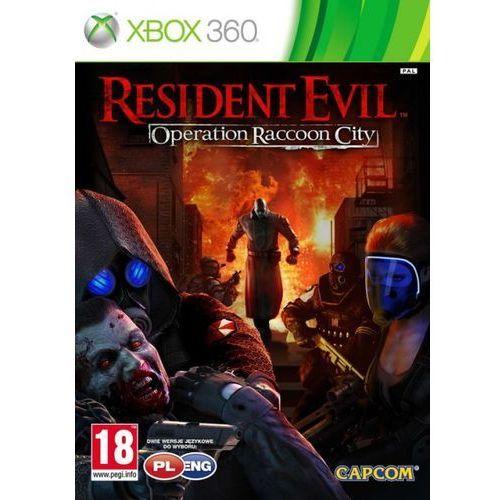 Resident Evil Operation Raccoon City [kategoria wiekowa: 18+]