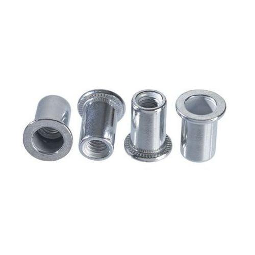 Nitonakrętki aluminiowe TOPEX 43E126 M6 (20 sztuk)
